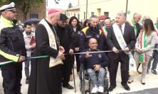 Loro Piceno, inaugurato il Centro Coser dei Monti Azzurri (VIDEO)