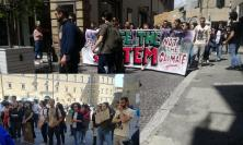 "Macerata, sciopero Fridays For Future: ""Il clima deve salire in cima all'agenda politica comunale"" (FOTO E VIDEO)"