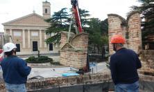 Tolentino, lavori in Zona Torrione San Catervo: da lunedì 27 maggio senso unico in Via Nazionale