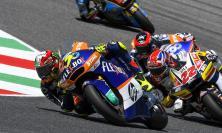 Moto2, ottava posizione per Lorenzo Baldassarri sul circuito di Aragon