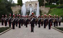 Sabato 22 giugno Cingoli ospita la Fanfara dei Carabinieri Legione Allievi di Roma