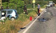 Guida ubriaco, provoca un incidente e scappa: arrestato un 43enne