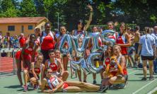 La squadra femminile dell'AVIS Macerata si conferma d'Argento a Imola