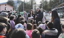 Andrea Bocelli a Muccia per l'inaugurazione della nuova scuola: il programma