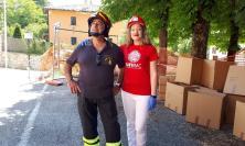 UniMc coordina il recupero dell'archivio comunale di Ussita