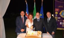 Passaggio di consegne al Lions Club Matelica: Maria Gilda Murani Mattozzi nuovo Presidente