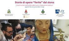 """La """"Madonna della Rosa"""" da San Placido di Ussita torna a """"casa"""" dopo un lungo restauro"""