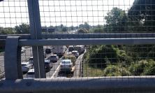 Montecosaro, tamponamento in superstrada: lunghe code in direzione mare