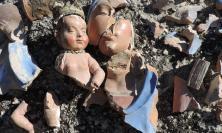 """Camerino riabbraccia """"La Madonna delle Rose"""" (FOTO)"""