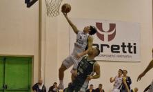 Basket, Rossella Virtus Civitanova: confermato nel roster Matteo Felicioni