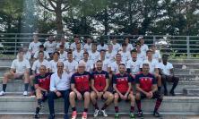 Inizia ufficialmente la nuova stagione della Sangiustese: tutti i partecipanti al ritiro rossoblù