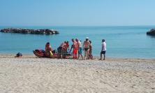 Dramma a Civitanova: 70enne muore in acqua (FOTO)