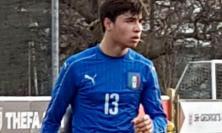 Recanatese, in difesa arriva il giovane esterno Pietro Lattanzi
