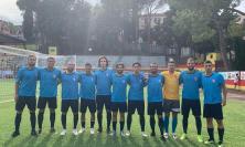 La Sangiustese travolge l'Osimana 6-1 in amichevole: doppietta di Mingiano