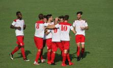 Amichevole Maceratese-Montefano 1-1: gli highlights (FOTO E VIDEO)