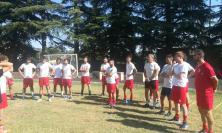 Settempeda in campo per la preparazione pre-campionato