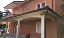 San Severino, sisma: torna di nuovo agibile una villetta in via Bramante
