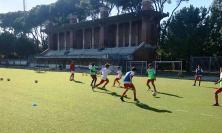 Maceratese, primo allenamento per le squadre Allievi (FOTO)