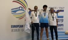Europei Masters di Nordic Walking: podio per Maurizio Sgariglia e Andrea Boccia