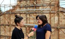 """""""2016-2019, Tre anni dopo"""". Sant'Angelo in Pontano, Broglia """"Dobbiamo dare un motivo alle persone per farle rimanere qui"""" (FOTO E VIDEO)"""