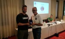 L'Aurora Treia riceve per il terzo anno consecutivo il titolo di Scuola Calcio