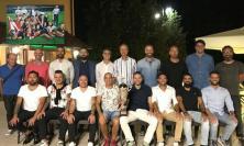 I campioni d'Italia della Maceratese di nuovo insieme dopo 20 anni  (FOTO)