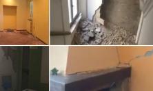 """""""Buonasera signori Ministri, questa è la mia casa terremotata a Camerino"""": il VIDEO-DENUNCIA di una sfollata"""
