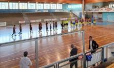 Il Futsal Potenza Picena batte il Cerreto d'Esi per 7-3 in trasferta