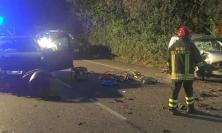Tolentino, incidente in via Santa Lucia: muore Sandro Piancatelli, il figlio trasferito a Torrette (FOTO)