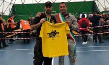 """La solidarietà viaggia sulle due ruote a Pieve Torina: i """"Bikers Invasori"""" donano 6700 euro"""