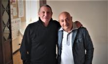 Guido Picchio e Gigi Riva di nuovo insieme 25 anni dopo l'assedio di Sarajevo (FOTO)
