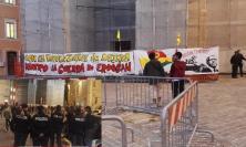"""""""Con la rivoluzione in Rojava. Contro la guerra di Erdogan"""": sit in a Macerata (FOTO)"""