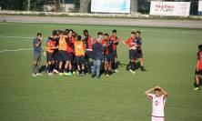 Serie D, la Sangiustese espugna Matelica: decide il derby una rete di Mingiano