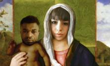 """""""Madonna col Bambino"""", lei è Pamela Mastropietro e lui Innocent Oseghale: il quadro dello scandalo"""