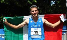 Marcia, Antonelli ottiene il secondo crono alla 20 km di Grottammare