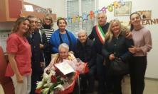 Macerata, Maria Pia Compagnucci compie 100 anni