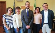 """Monte San Giusto, il sindaco torna a tavola coi cittadini e annuncia: """"Ogni mese una diretta Facebook"""""""