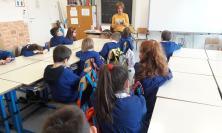 Libriamoci 2019 alla scuola primaria Salvo D'Acquisto di Camerino (FOTO)