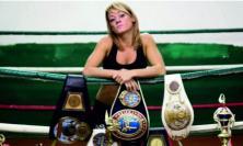 La campionessa Silvia La Notte a Pieve Torina