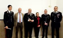 """Premiati tre carabinieri in occasione delle celebrazioni per la """"Virgo Fidelis"""" (FOTO)"""