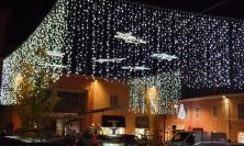 Tolentino, fervono i preparativi per l'accensione delle luminarie natalizie