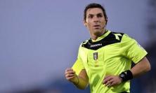 Juan Luca Sacchi torna all'Allianz Stadium: arbitrerà la sfida tra Juventus e Spezia