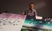 """""""Percorsi Arcobaleno"""": Carlo Iacomucci e le sue opere al centro di tre eventi"""