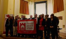 Rinnovato il direttivo regionale de I Borghi: Cingoli e Treia protagonisti con Nardi e Virgili