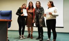 Macerata, premiata Matilde Maracci del Liceo Leopardi: miglior certificazione DELF B1 nelle Marche