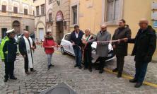 """""""San Severino e-Mobility Care"""": un nuovo taxi sociale grazie ai fondi del Comitato Sisma"""