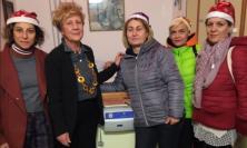 Donati due nuovi materassi alla casa di riposo Lazzarelli di San Severino
