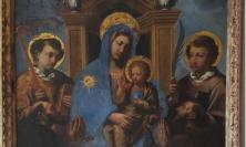 Camerino, Italia Nostra restaura tre opere d'arte danneggiate dal sisma