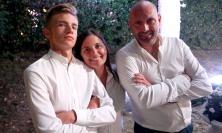 A Villa Gentiloni torna l'evento di beneficenza natalizio dello stilista Luca Paolorossi: molti gli ospiti