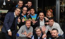 Cena con il pilota Lorenzo Baldassarri: attesi centinaia di supporters